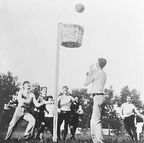 SIR JAMES A. NAISMITH: THE NEW GAME